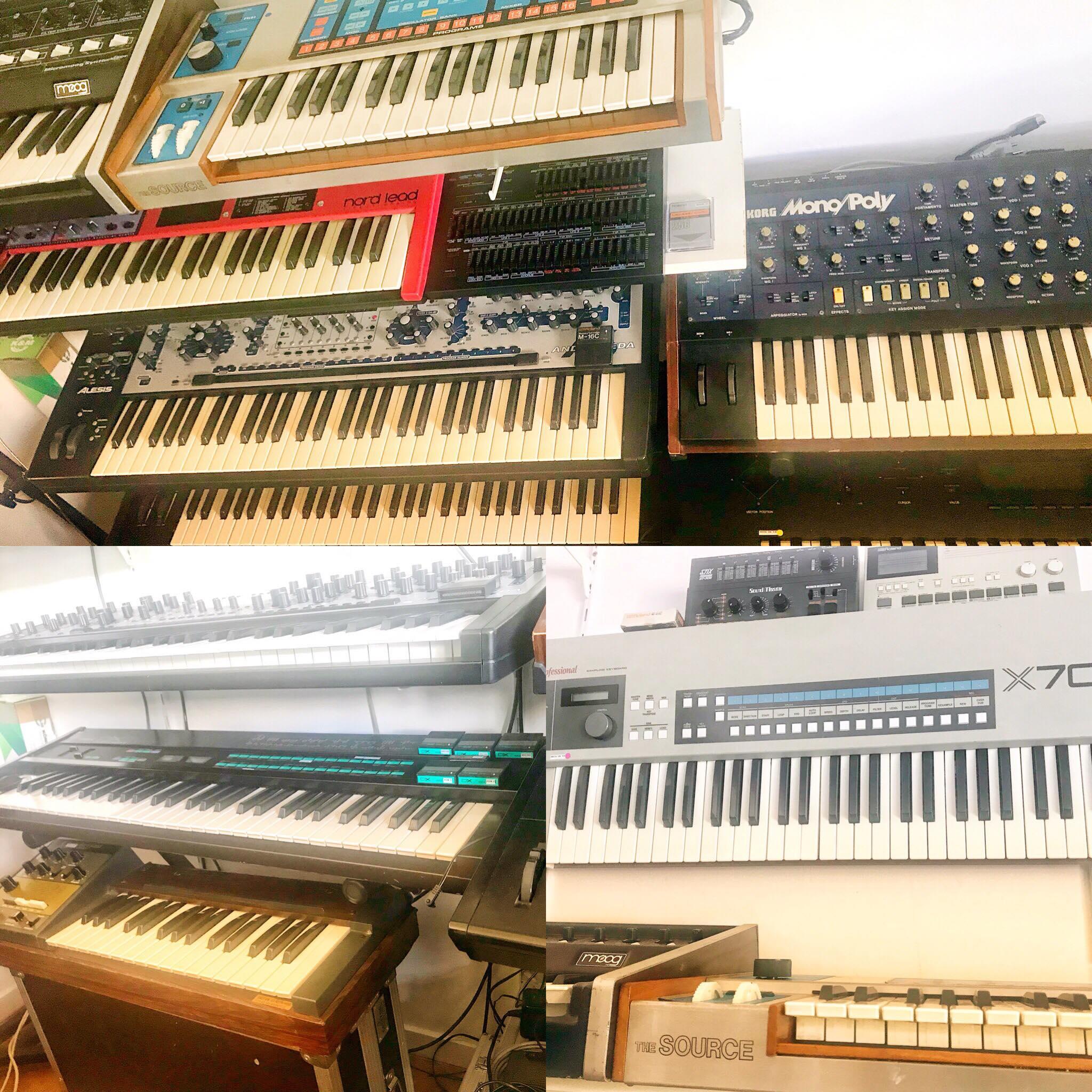 New Home-Studio